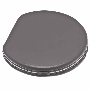 Etui Manucure Cuir DAVIDT'S Split Leather - Taupe