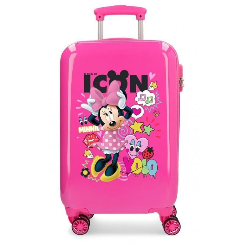 "Valise cabine DISNEY Minnie ""Icon"""