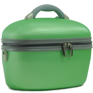 Vanity rigide DAVIDT'S ABS - vert/gris