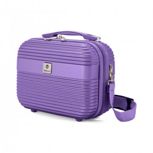 Vanity rigide BENZI en ABS - violet