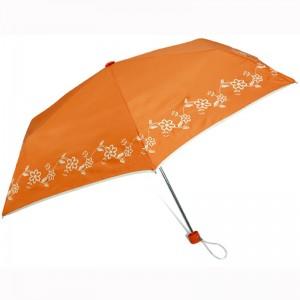 Parapluie à Fleurs Benzi. PA028 Marron