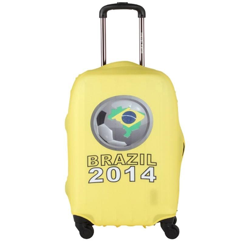 Housse à valise Extensible - Brazil Taille S