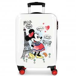 "Valise DISNEY Minnie ""Around the world"" - Paris"
