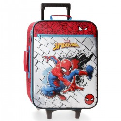 "Valise souple SPIDERMAN ""Red"" - rouge"