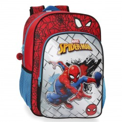 "Sac à dos SPIDERMAN ""Red"" 38cm - rouge"