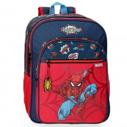 "Sac à dos SPIDERMAN ""Pop"" 40cm - rouge"