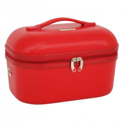 "Vanity case TRAVEL'S ""Kelly"" - rouge"