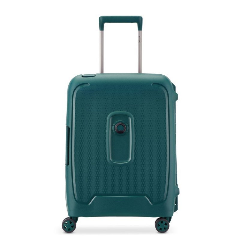 """Valise cabine 4 roues 55cm DELSEY """"Moncey"""" - vert"""