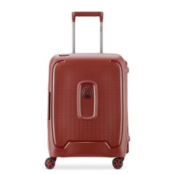 """Valise cabine 4 roues 55cm DELSEY """"Moncey"""" - terracotta"""