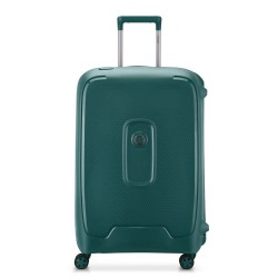 "Valise 4 roues double 69cm DELSEY ""Moncey"" - vert"