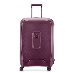 "Valise 4 roues double 69cm DELSEY ""Moncey"" - violet"