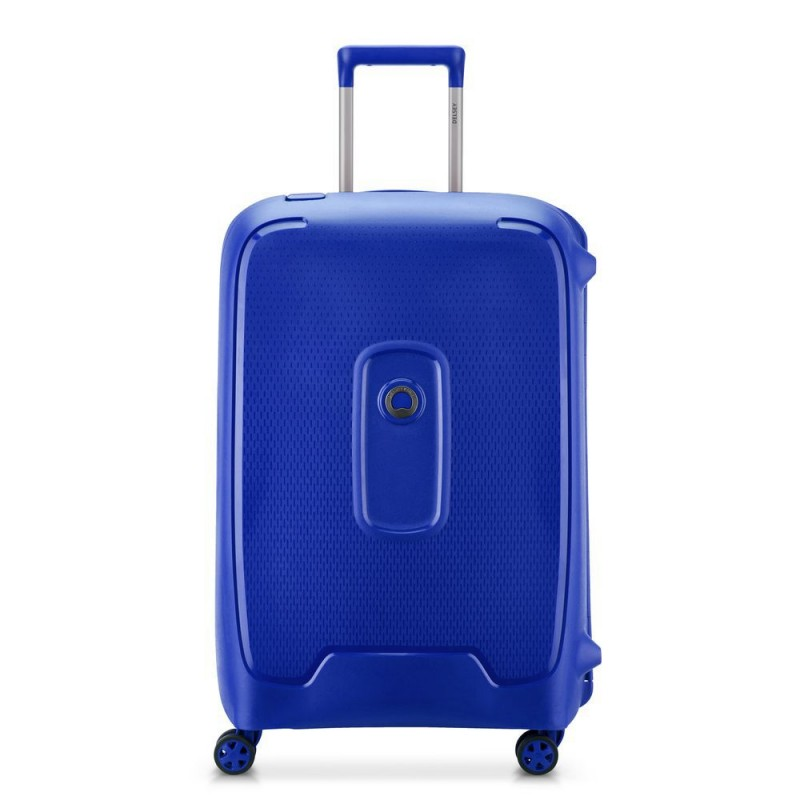 """Valise 4 roues double 69cm DELSEY """"Moncey"""" - marine"""
