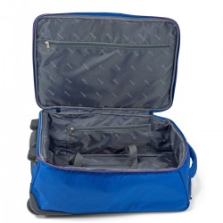 """Valise cabine pliable 2 roues BENZI """"New"""""""