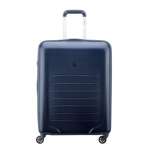 "Valise 66 cm 4 roues DELSEY ""Toliara"" - bleu nuit"