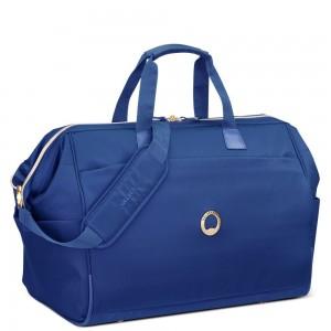 """Sac de voyage cabine DELSEY """"Montrouge"""" 55cm - bleu"""