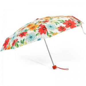 Mini parapluie pliant femme BENZI - orange