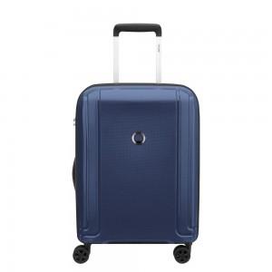 """Valise cabine 55 cm DELSEY """"Brisban"""" - bleu"""