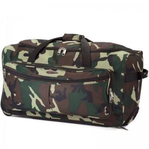 Sac de voyage Trolley 60cm - Camouflage