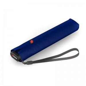 """Parapluie de poche slim ultra-léger KNIRPS """"US 050"""" bleu marine"""