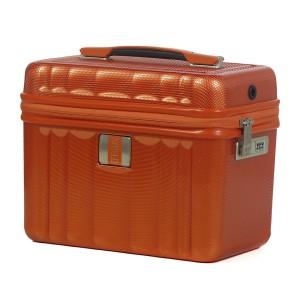 "Vanity case rigide ELITE ""Shield Apollo"" orange magma"
