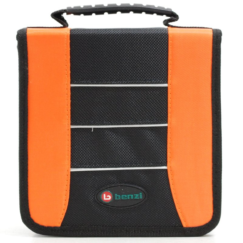 Porte 48 CD/DVD - Orange