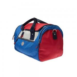 "Sac de voyage homme SERGE BLANCO ""Blue Star"" bleu rouge rugby sac de sport"