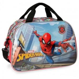 "Sac de voyage enfant SPIDERMAN ""Graffiti"""