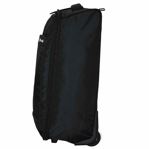 Valise à roulettes pliable 51cm Benzi - Noir