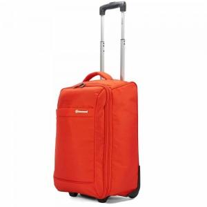 Valise à roulettes pliable 51cm Benzi - Orange