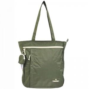 Sac shopping + mini porte monnaie - Vert