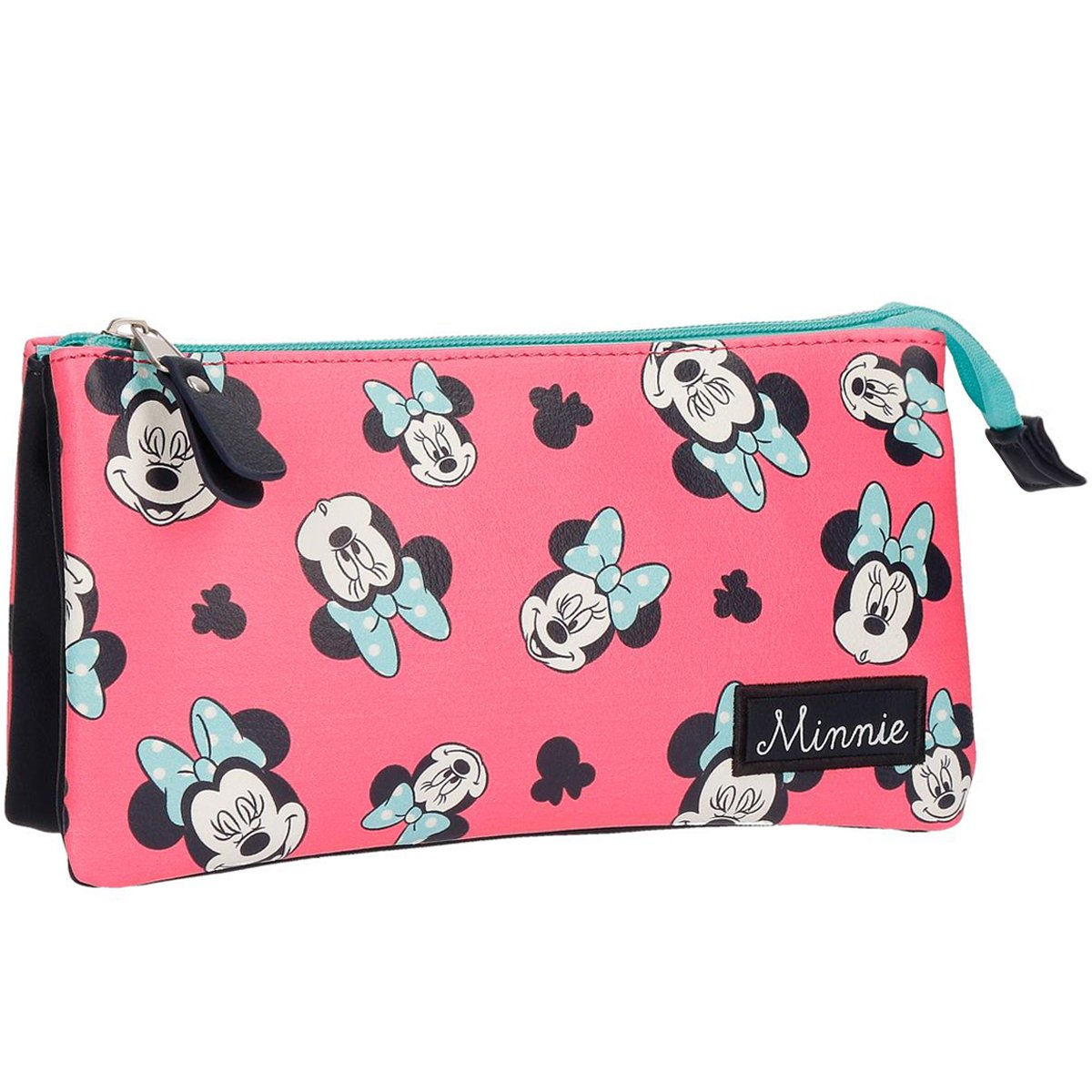 Trousse de toilette 22cm MINNIE Wink- Rose