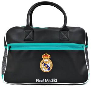 Sac de voyage 49cm REAL MADRID - Noir