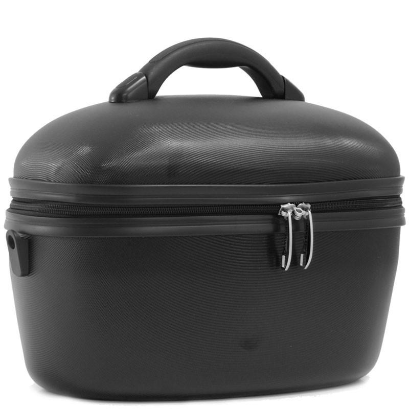 Vanity rigide DAVIDT'S ABS - noir