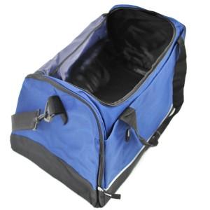 Sac de sport ou de voyage 56cm BENZI - Bleu