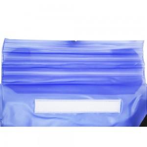 Pochette ceinture résistante à l'eau BENZI - Bleu