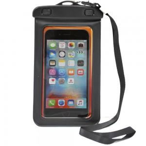 Pochette smartphone résistante à l'eau BENZI - Noir