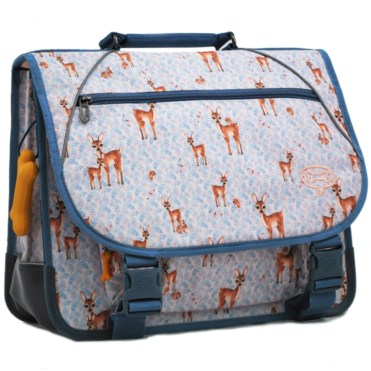 Cartable Fille 31L STONES AND BONES Cedar - BAMBI