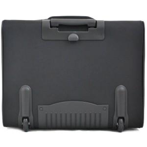 """Pilot Case souple porte-ordinateur 17"""" DAVIDT'S - Noir"""