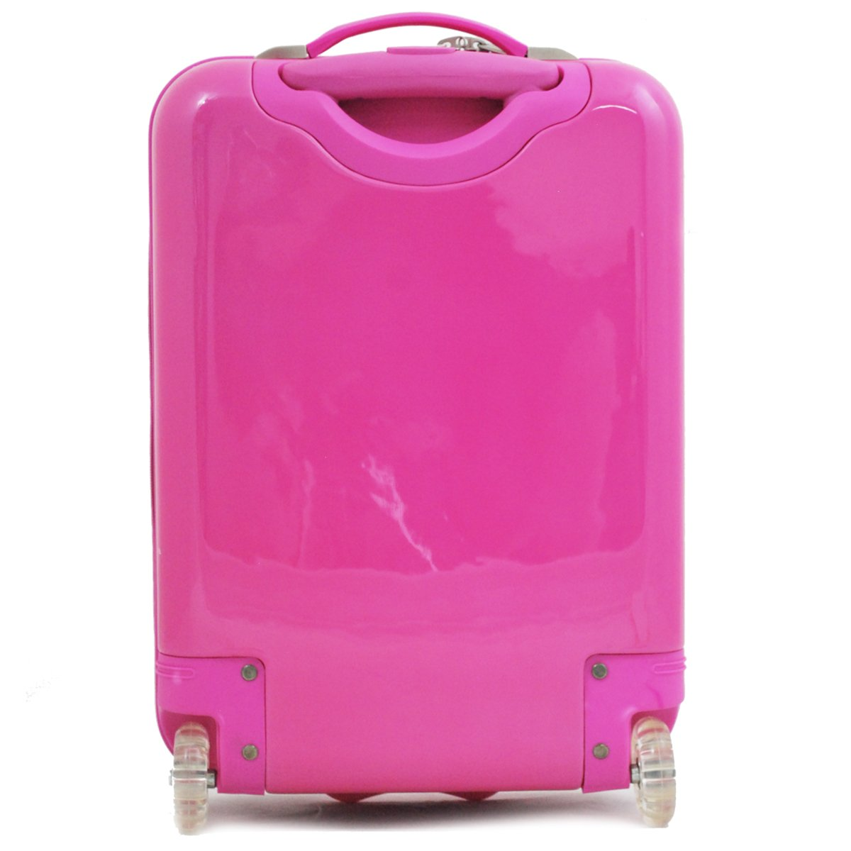 Valise cabine 2 roues MADISSON Lapin - Rose