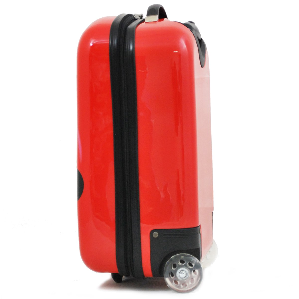 Valise cabine 2 roues MADISSON Coccinelle - Rouge