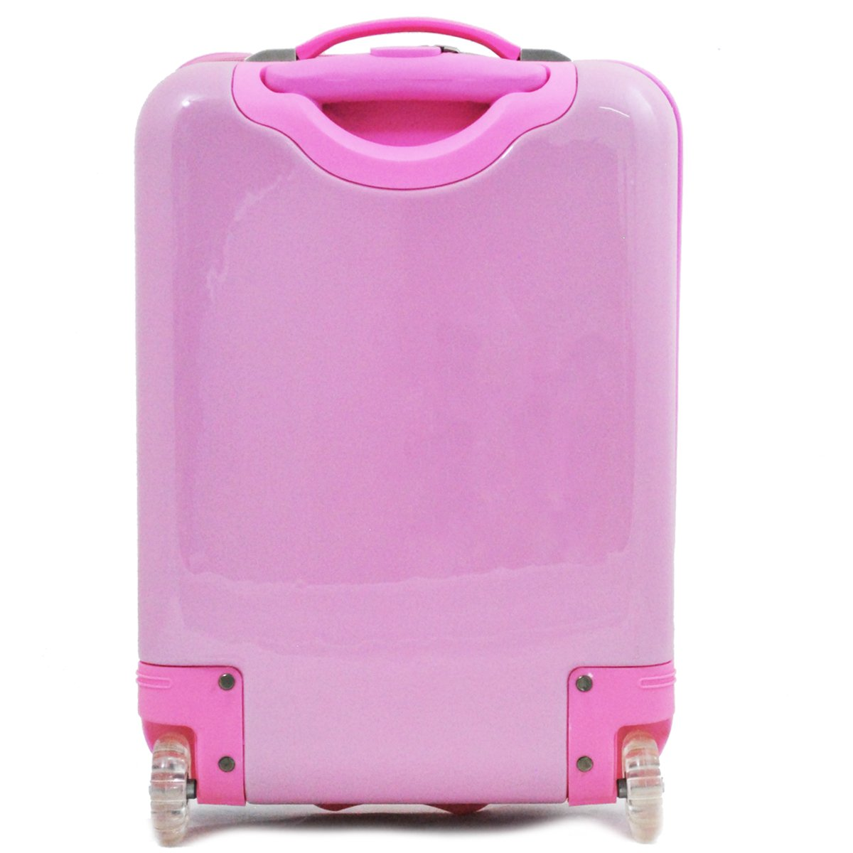 Valise cabine 2 roues MADISSON - Rose