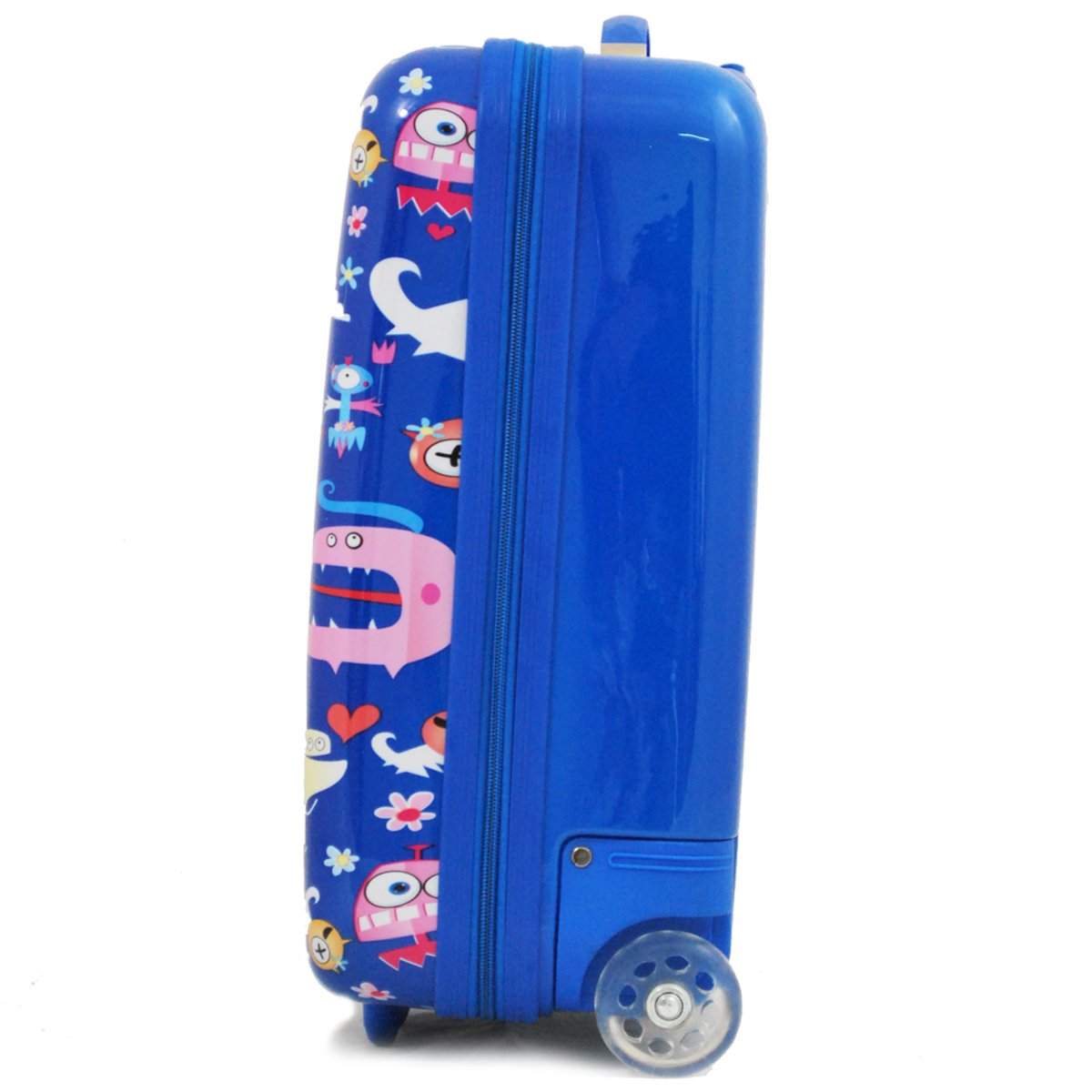 Valise cabine 2 roues MADISSON - Bleu