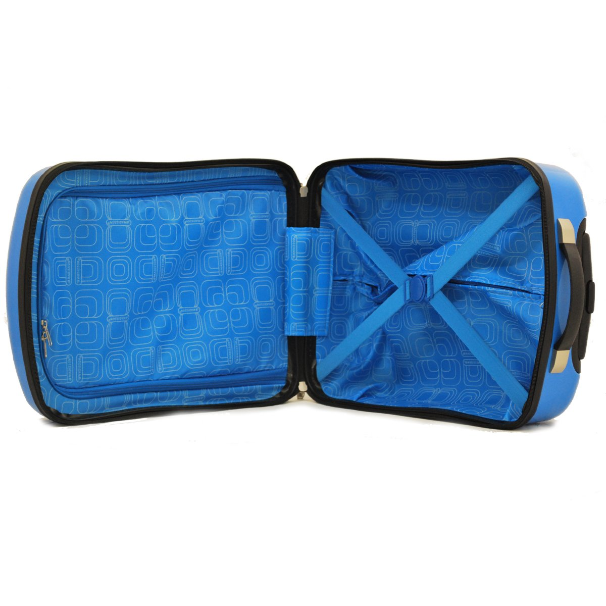Valise cabine 2 roues MADISSON Voiture - Bleu