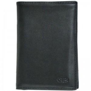 Portefeuille mixte en cuir...