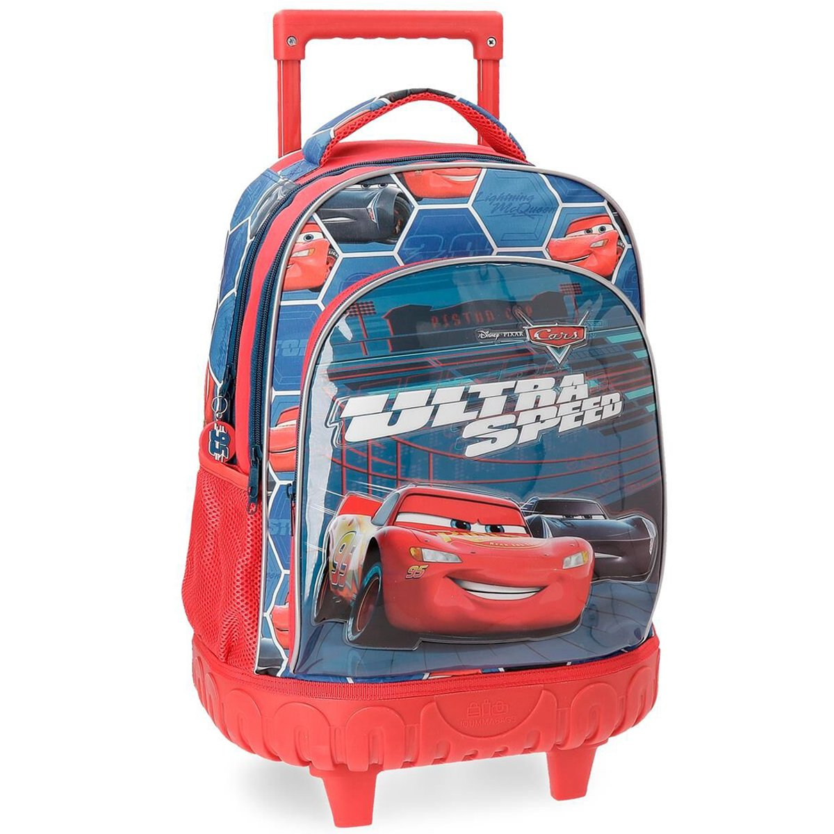 Sac à dos à roulettes JOUMMA CARS ULTRA SPEED