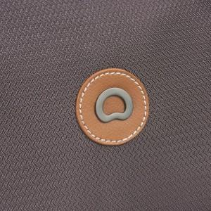 Trousse de toilette DELSEY, collection CHATELET AIR SOFT coloris Chocolat