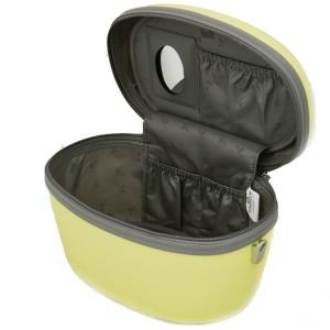 Vanity rigide DAVIDT'S ABS - jaune