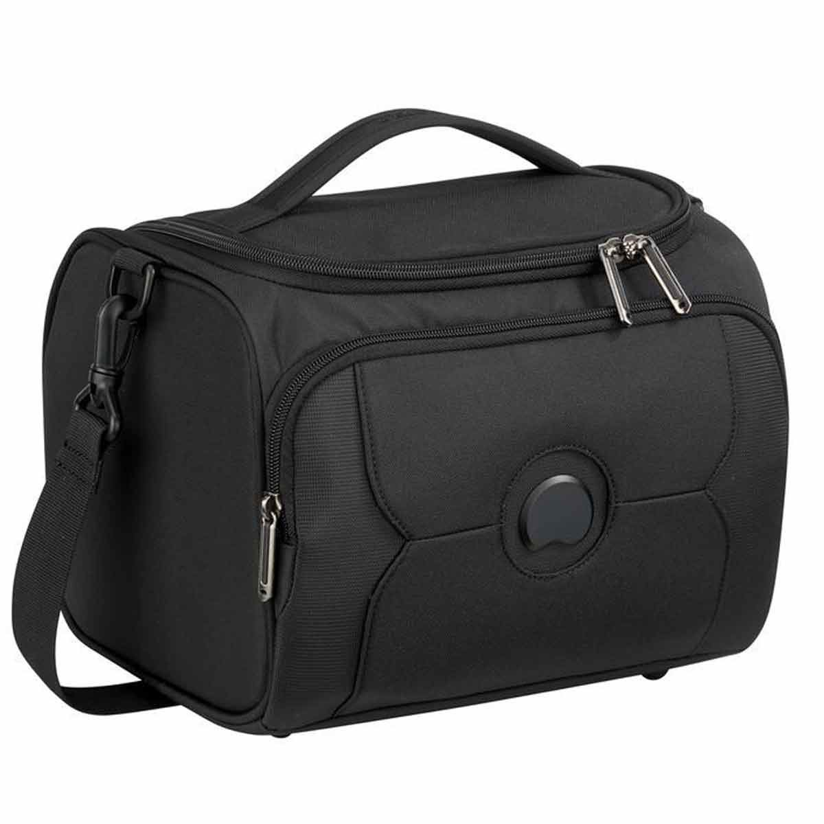 Vanity case Delsey noire -collection MERCURE