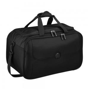Sac de voyage cabine Delsey noir -collection MERCURE