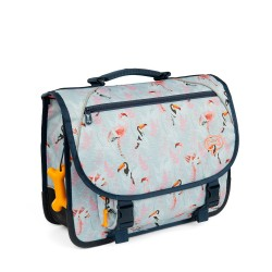 Cartable Enfant 38 cm STONES AND BONES Lily - TROPICAL Jean's